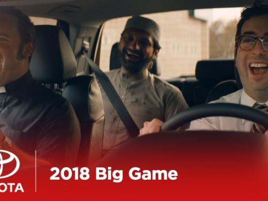 Toyota Film Ad - One Team