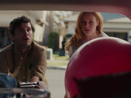 Volkswagen Film Ad - Meteor