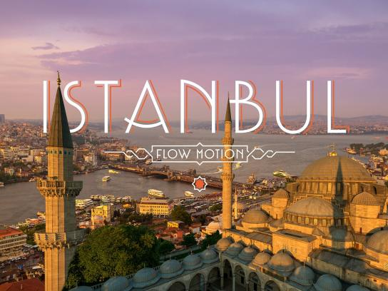 Turkish Airlines Film Ad -  Istanbul - Flow through the City of Tales