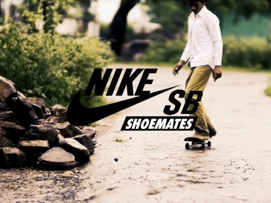 Nike Digital Ad - SB Shoemate