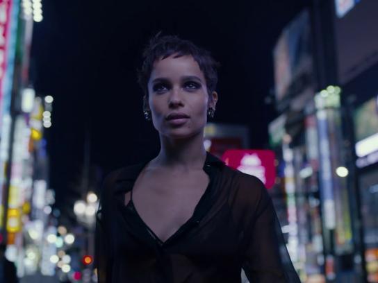 Yves Saint Laurent Film Ad - Black Opium