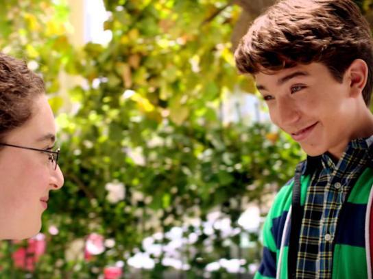 Mercurochrome Film Ad -  Whatever happens - Teens