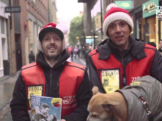 Big Issue Digital Ad -  The 12 Days of Christmas