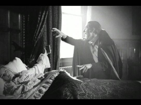 Berocca Film Ad -  Outstanding Performance, Vampire