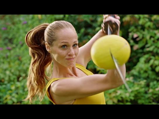 Lidl Film Ad - Fruit Ninja