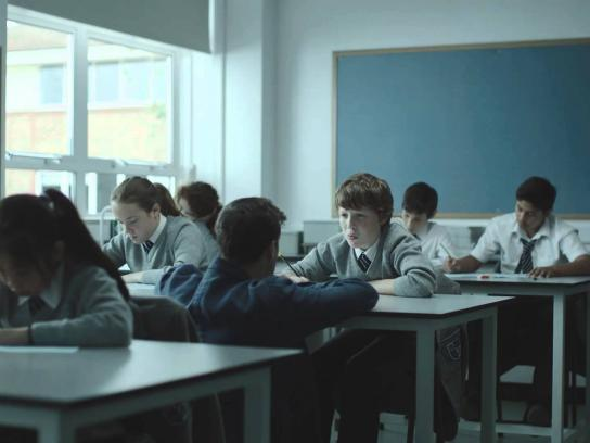 British Heart Foundation Film Ad -  Classroom