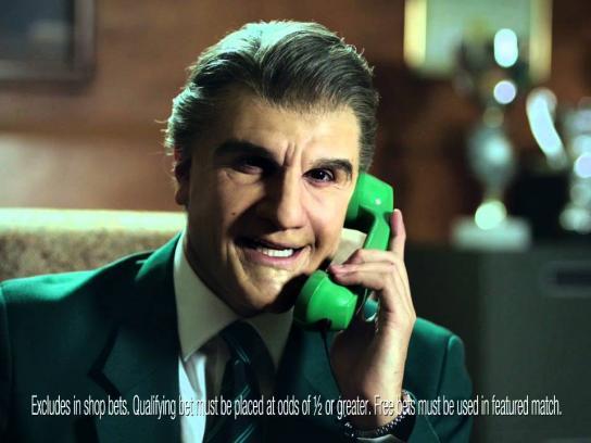 Paddy Power Film Ad -  Football