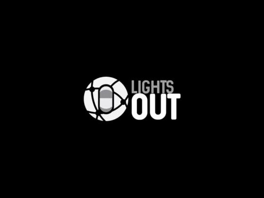 Earth Hour Digital Ad -  Lights Out