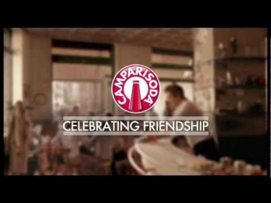 Camparisoda Film Ad -  Celebrating Friendship