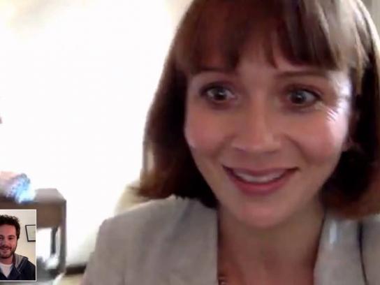 British Heart Foundation Film Ad -  Skype