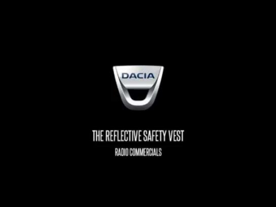 Dacia Audio Ad -  The reflective safety vest