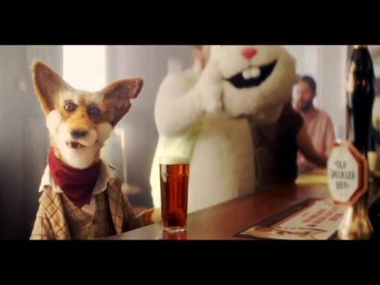 Old Speckled Hen Film Ad -  Easter