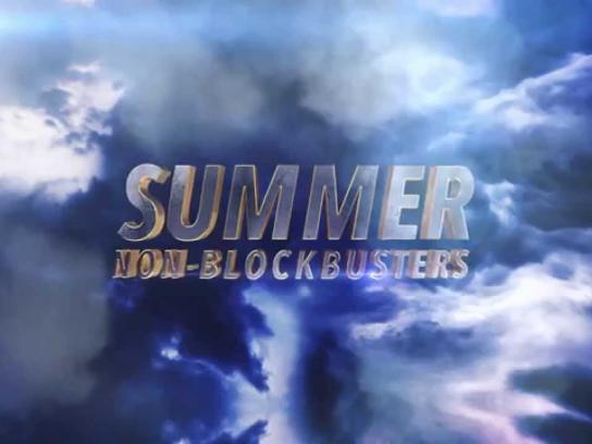 Century 21 Film Ad -  Summer Non-Blockbusters - The Lawn Mower