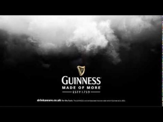 Guinness Film Ad -  Quality Surge