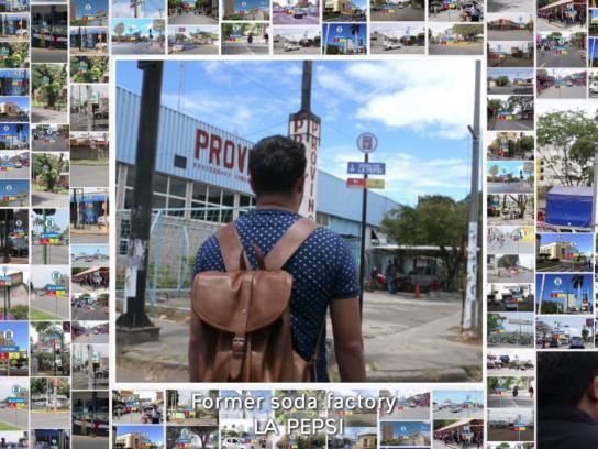 El Gallo más Gallo Ambient Ad - Where the streets have no name