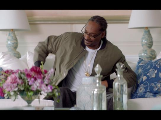 T-Mobile Film Ad - Bag of unlimited with Martha Stewart and Snoop Dogg