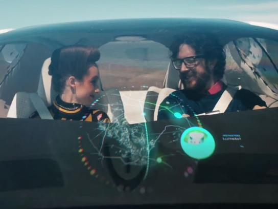 Toyota Film Ad - Concept - i