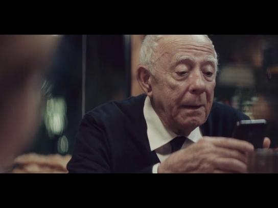 Vodafone Film Ad - Grandfather