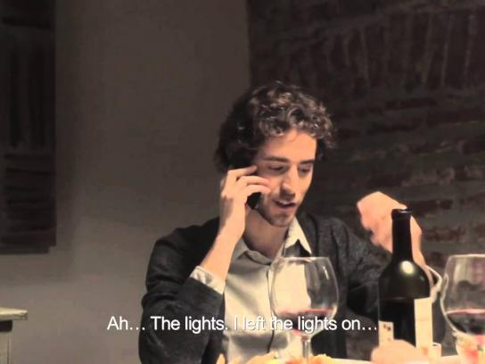 BMW Film Ad -  Restaurant