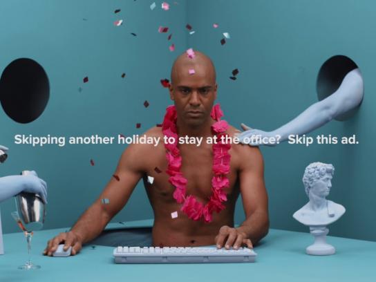 Flights.com Film Ad - Holiday