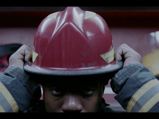 Bar One Film Ad -  The fireman