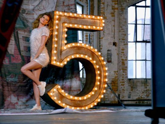 Chanel Nº5 Digital Ad -  The One That I Want