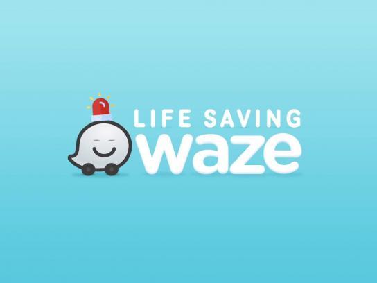 Waze Digital Ad - Life saving WAZE