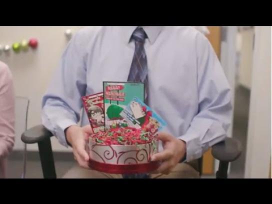 Maine Lottery Film Ad - Yankee swap