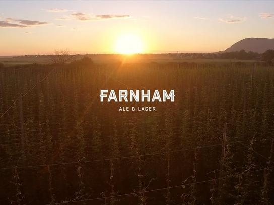 Farnham Ale & Lager Film Ad - Bitter sounds
