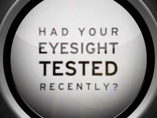 UHAC Film Ad -  Eye test