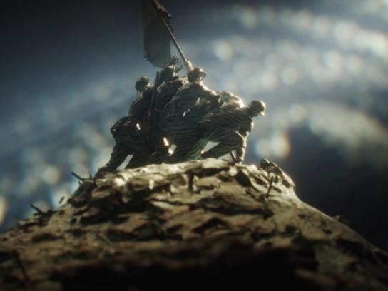 United States Marine Corps Film Ad - Anthem