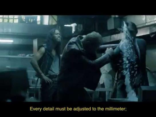 NF Film Ad -  The Stuntman