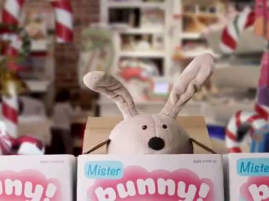 Honda Film Ad -  Mister Bunny's Journey