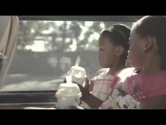 McDonald's Film Ad -  Live stunt