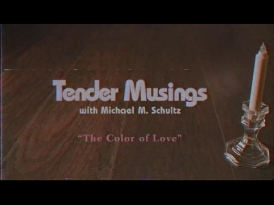 Barkley Film Ad - Tender Musings - The color of love