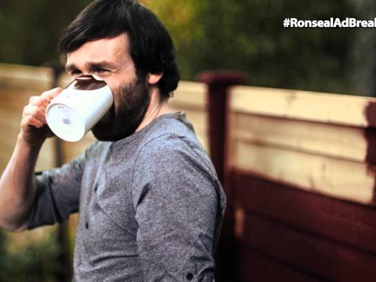 Ronseal Film Ad -  #RonsealAdBreak