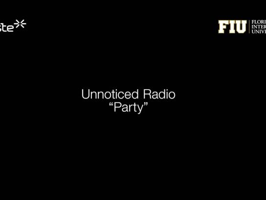Florida International University Audio Ad - Party