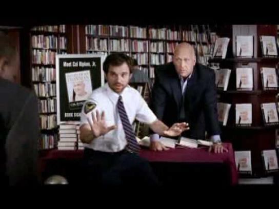 Holiday Inn Film Ad -  Fainter