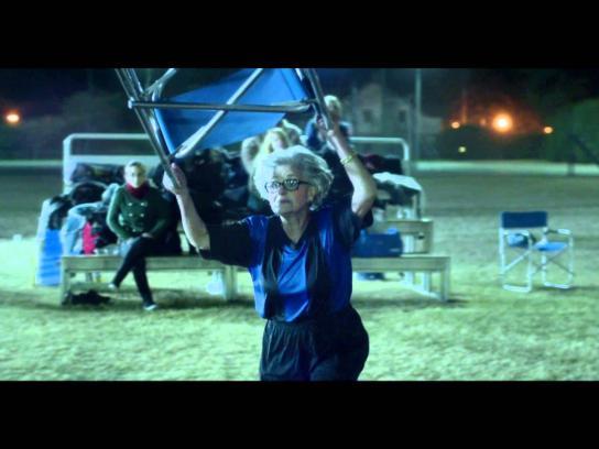 Fibertel Film Ad -  Aunt Monica