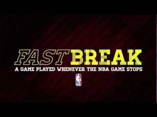 NBA Digital Ad -  Fast Break