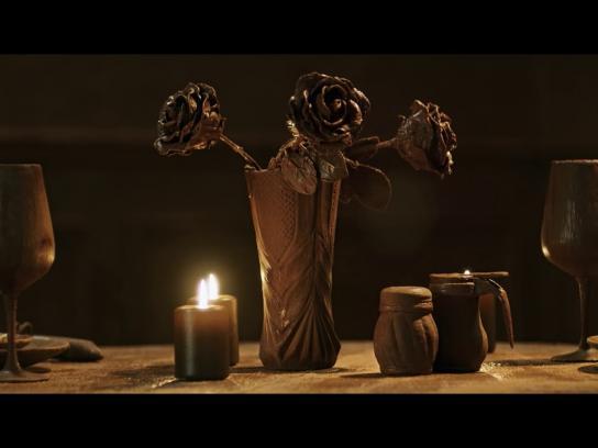 Dr Oetker Film Ad - Ristorante Cioccolato