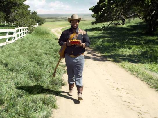 Hay Day Film Ad -  Apple