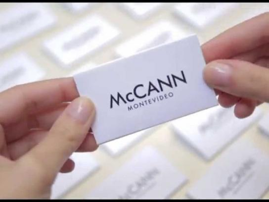 McCann Direct Ad -  Inspiring Rolling Paper