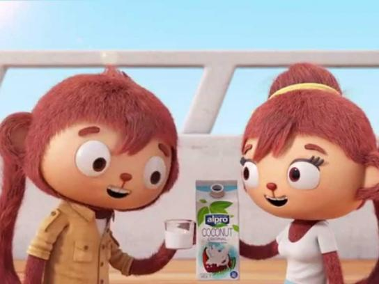 Alpro Digital Ad -  Coco Loco - A monkey adventure