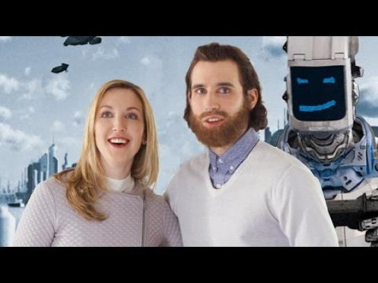 RBC Film Ad -  The Mortgage - Sci-Fi