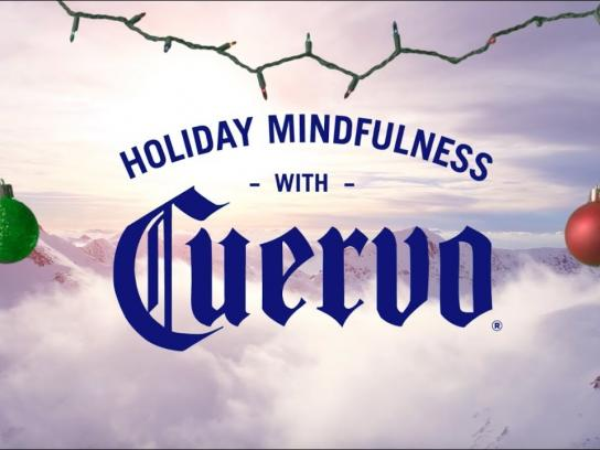 Jose Cuervo Film Ad - Holiday 2017, Overcome Travel Weariness