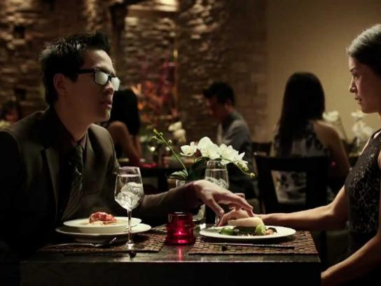 Optifog Film Ad -  The Restaurant