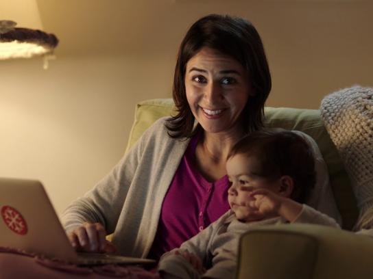SunTrust Film Ad - Sleepless on Cyber Monday