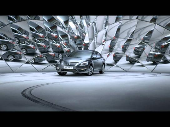 Nissan Film Ad -  Endlessly exciting progress