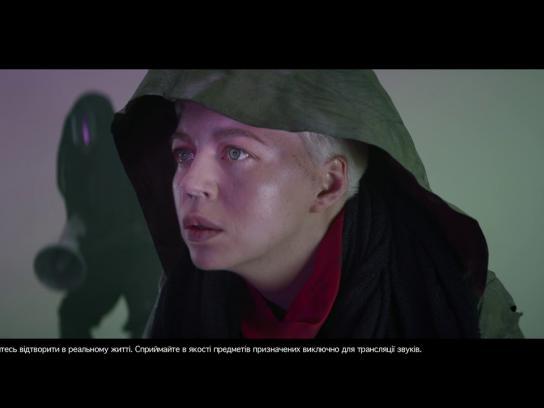 Vodafone Film Ad - Totalitarian Regime